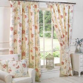 Charlotte Ready Made Lined Curtains