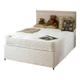 Memory Divan Soft Bed Set