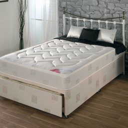 Milan Divan Bed Set