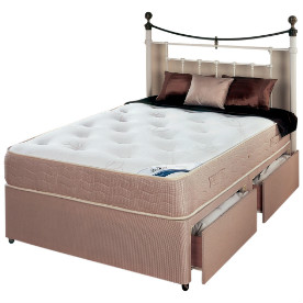 Princess 1000 Divan Bed Set