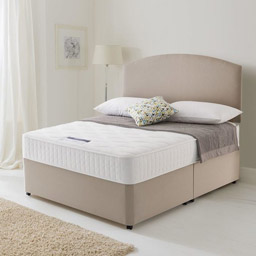 Pocket 1000 Memory Divan Bed Set
