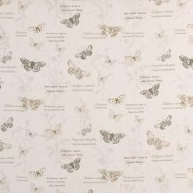 Papillon Curtain Fabric