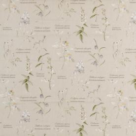 Botanical Gardens Curtain Fabric