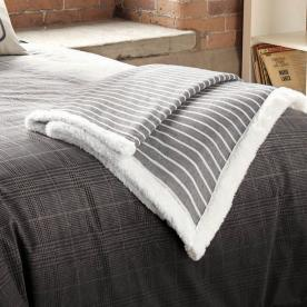 Mason Quilted Bed Throw