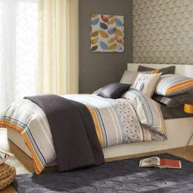 Aspect Printed Duvet Set
