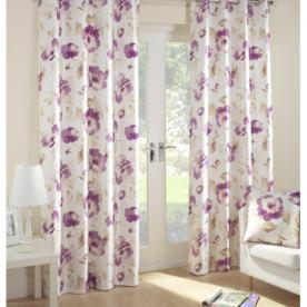 Bloom Ready Made Eyelet Curtains