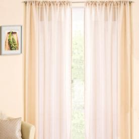 Casablanca Rod Pocket Voile Panel