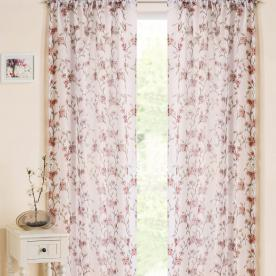 Blossom Slot Top Voile Panel