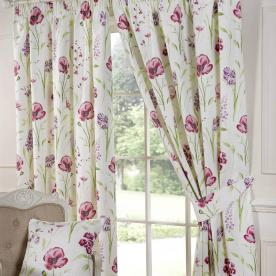 Ellie Ready Made Lined Curtains