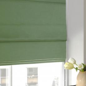 Faux Silk Roman Blind
