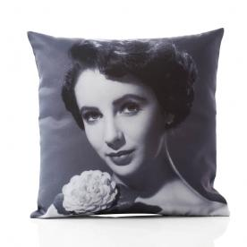 Liz Taylor Filled Cushion