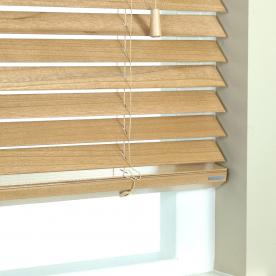 50mm Elementi Wood Venetian Blind