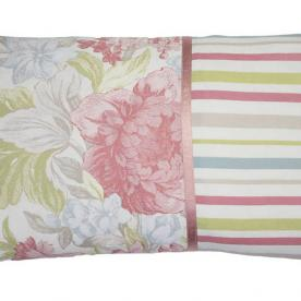 Janet Reger Bloom Boudoir Cushion filled
