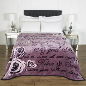 Romance Luxury Blanket