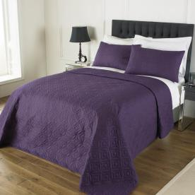 Bedspread and Pillow Shams Set