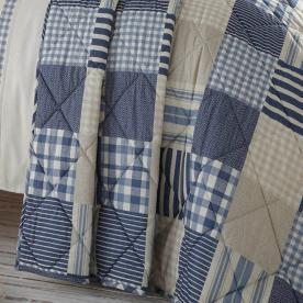 Penzance Quilted Bedspread