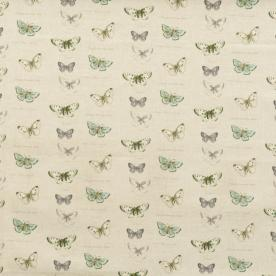 Butterflies Curtain Fabric