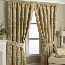 Berkshire Ready Made Lined Curtains