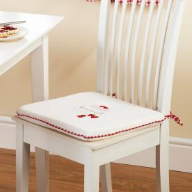 Strawberry Cake Seat Pad