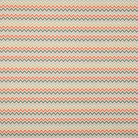 Zag Zig Curtain Fabric