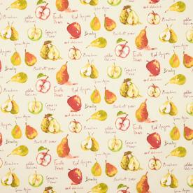 Autumn Fruits Curtain Fabric