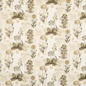 Wild Flower Curtain Fabric