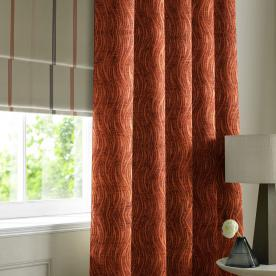 Wave Chenille Made to Measure Curtains