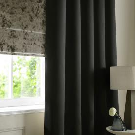 Faux Silk Made to Measure Curtains