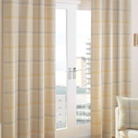 Hudson Ready Made Eyelet Curtains