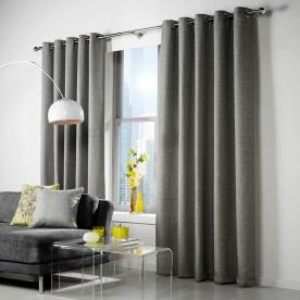 Leighton Ready Made Lined Eyelet Curtains
