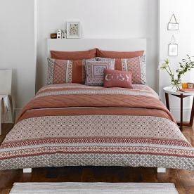 Kalisha Bedding Set