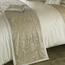 Kylie Minogue Duo Bed Runner