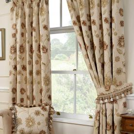 Portofino Ready Made Lined Curtains