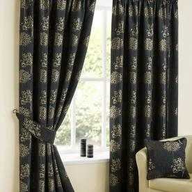 Cannes Ready Made Lined Curtains