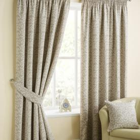 Vineleaf Ready Made Lined Curtains
