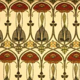 Belle Epoque Curtain Fabric