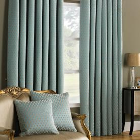 Devere Ready Made Lined Eyelet Curtains