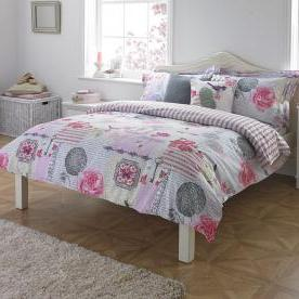 Eden Printed Bedding Set