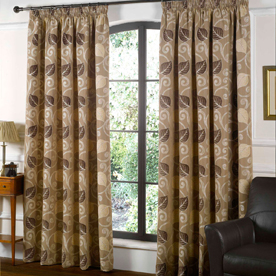Covent Garden Ready Made Lined Curtains