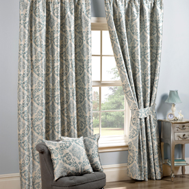 Florence Ready Made Lined Curtains
