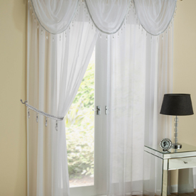 Crystal Voile Panel