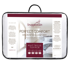 Snuggledown Perfect Comfort Mattress Topper