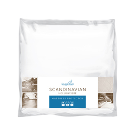 Snuggledown Scandinavian Hollowfibre Mattress Protector