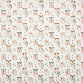 Hoot Curtain Fabric