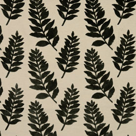 Sylvan Curtain Fabric