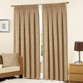 Turin Ready Made Lined Curtains