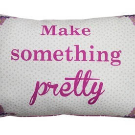Kirstie Allsopp Bella Filled Cushion