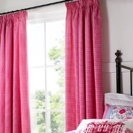 Kirstie Allsopp Leola Ready Made Curtains 66x72