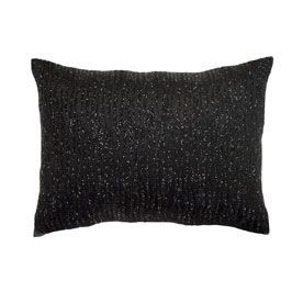 Kylie Minogue Ebony Filled Boudoir Cushion