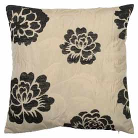 Rosy Filled Cushion